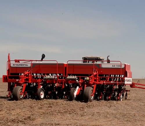 sembradora monumental grano grueso/fino 20/35 - 41/17,5