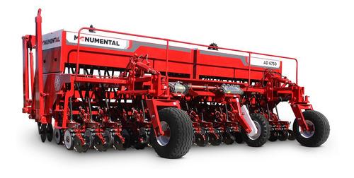 sembradora monumental granos finos con kit granos gruesos