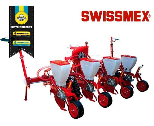 sembradora neumática de precisión swissmex