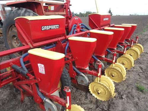 sembradora neumática gaspardo
