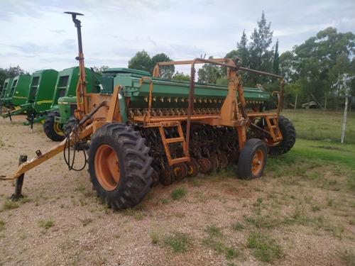 sembradora plantadora dumaire 25 líneas