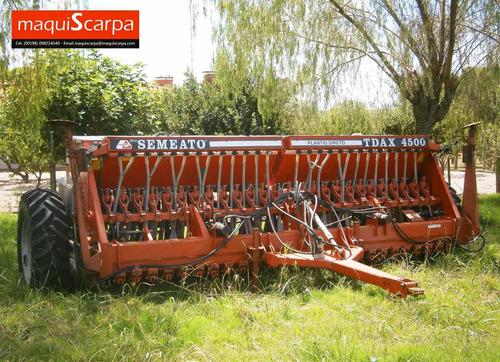 sembradora semeato tdax
