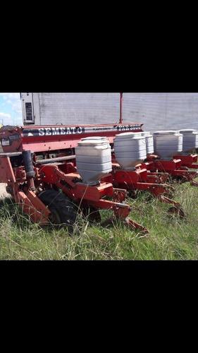 sembradora semeato3600 plantadora (dedo.bandera)grano grueso