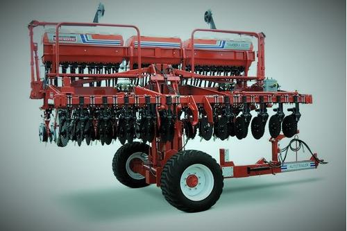 sembradora tambera para granos finos y pasturas