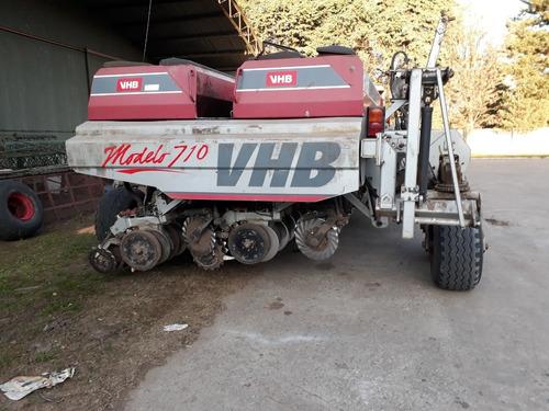 sembradora vhb 710 directa de 45 a 17.5 con kit de placas