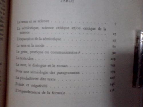 semeiotiké     julia kristeva  en francés