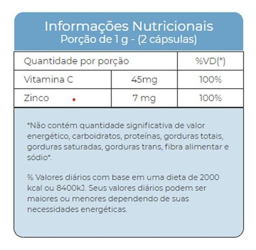 semente de uva resveratrol 500mg 240 cápsulas - dr lair