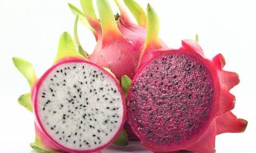 sementes da fruta pitaya
