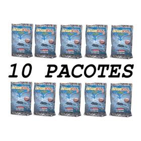 Sementes De Girassol Para Ratos Isca 10 Pacotes Super Oferta