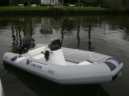 semi  4,6 okm matizado  con yamaha 40 hp electrico todo okm