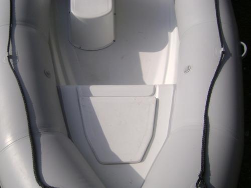semi 5,4 mts matrizado con mercury 60 hp 4t full ecologico