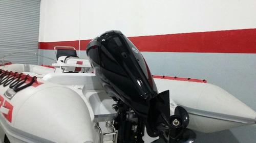 semi 6,0  m okm con mercury 90 hp 4 tiempos  full con power