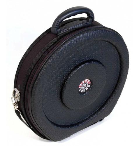 semi case pandeiro 10  solid sound luxo