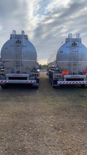 semi cisterna tanque danes stac 3ec ss  habilitados para ypf