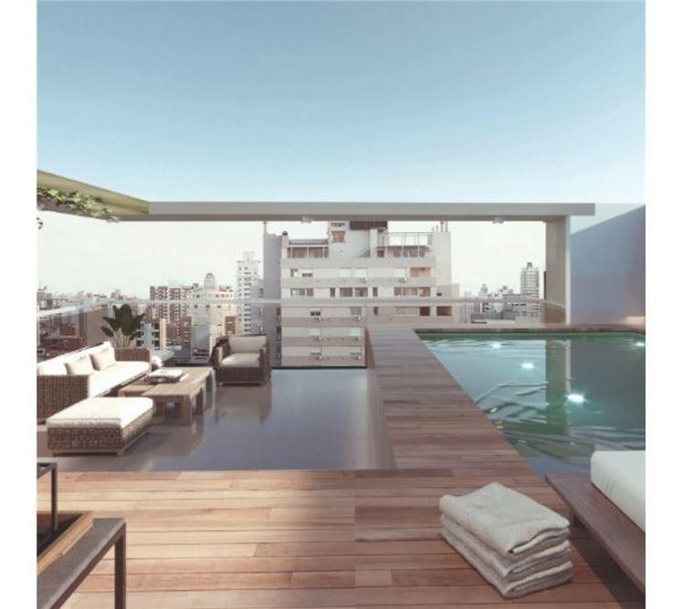 semi-piso c/terraza exclusiva - bº constituyentes