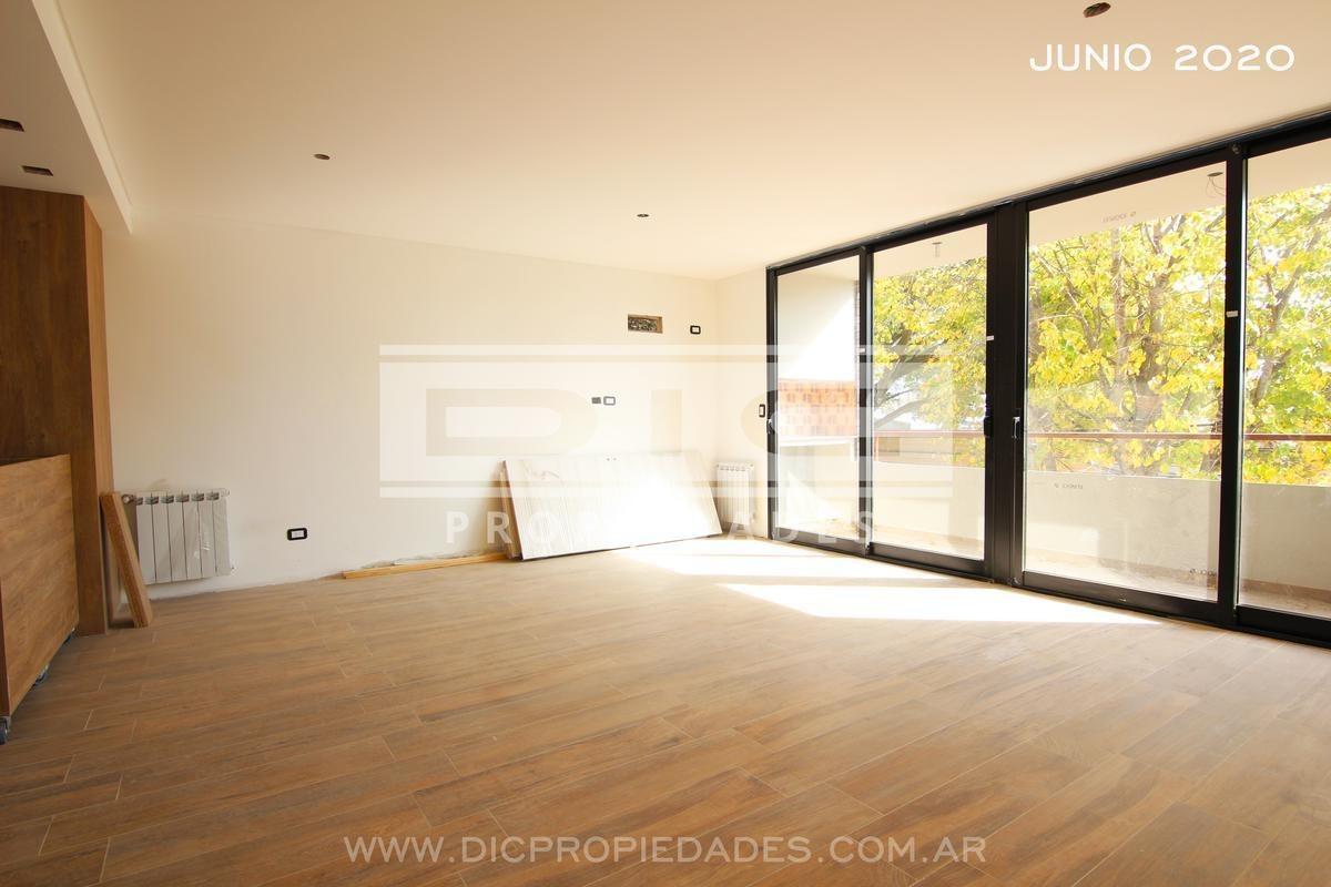 semi piso de 2 ambientes a estrenar en san isidro