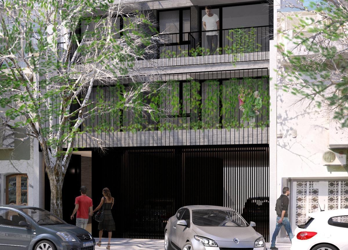 semi-piso de 3 ambientes con doble visual y ventilación. posesión junio 2021 - almagro