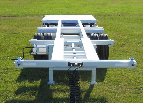 semi portacontenedor astivia (2+1) 12.5m -  anticipo...de