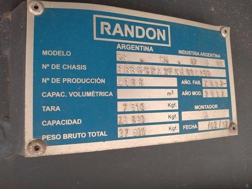 semi randon baranda volcable 13,50 (anticipo+financiación
