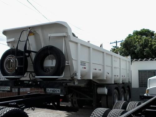 semi-reboque randon linda rossatto caminhões