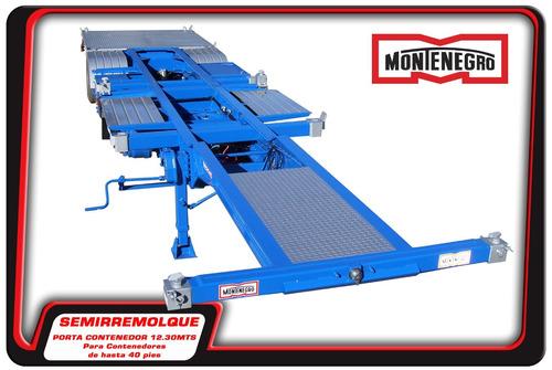 semi remolque baranda volcable montenegro directo de fabrica