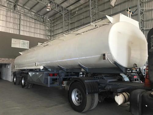 semi tanque cisterna