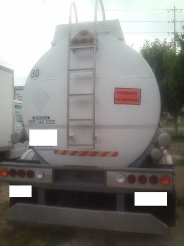 semi tanque fangio 2005 cisternado engomado oferta real!!!!!