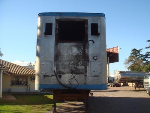 semi termico helvetica,  c/ ganchera,´79 $ 90.000 + cuotas