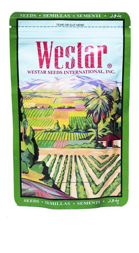 semilla de tomate rio grande x 100 gr westar
