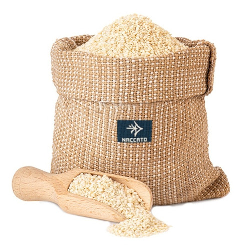 semilla sésamo blanco x 1 kg excelente calidad