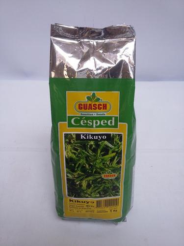 semillas de cesped kikuyo premium australiano 1kg guasch