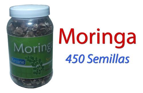 semillas de moringa 100grs aprox. 450 semillas frasco pet
