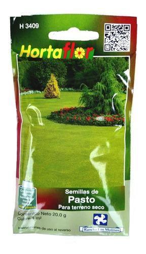 semillas de pasto para terreno seco 3409 rinde 1 metro 2