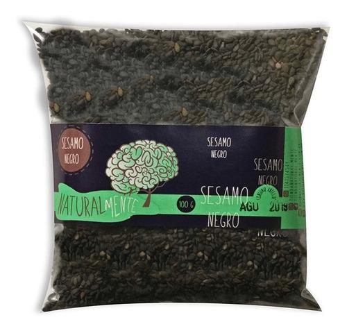 semillas de sesamo negro 100 g