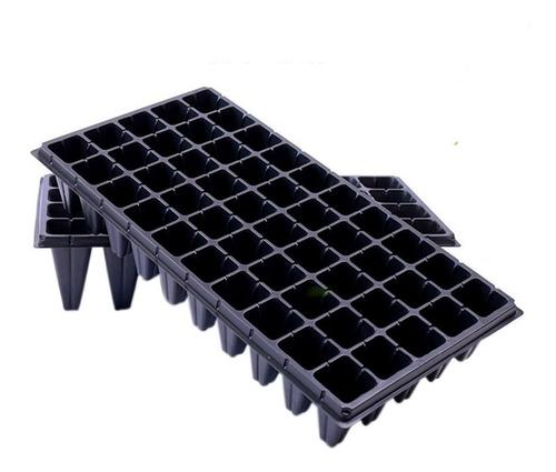 semillero 50 cavidades celdas almacigo hidroponia charola