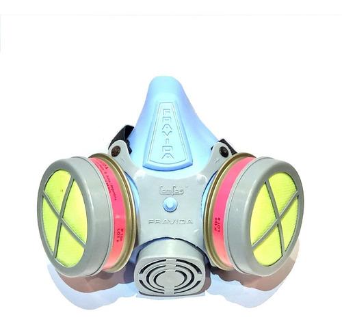 semimascara fravida 5330 confos il c/ 2 filtros incluidos