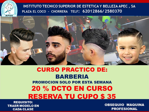 seminario de barberia (chorrera)