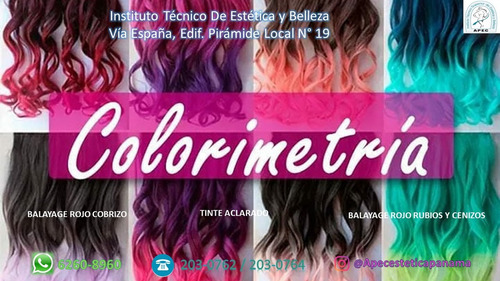 seminario de colorimetria