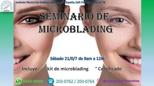 seminario de microblading