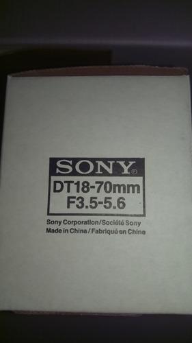 seminueva sony dslr a100 cámara  extra 55mm lens