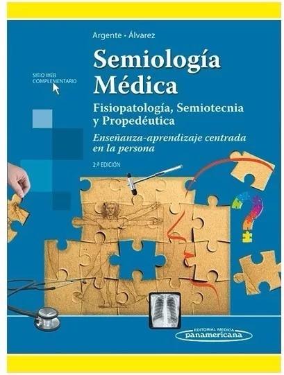 libro argente alvarez semiologia pdf