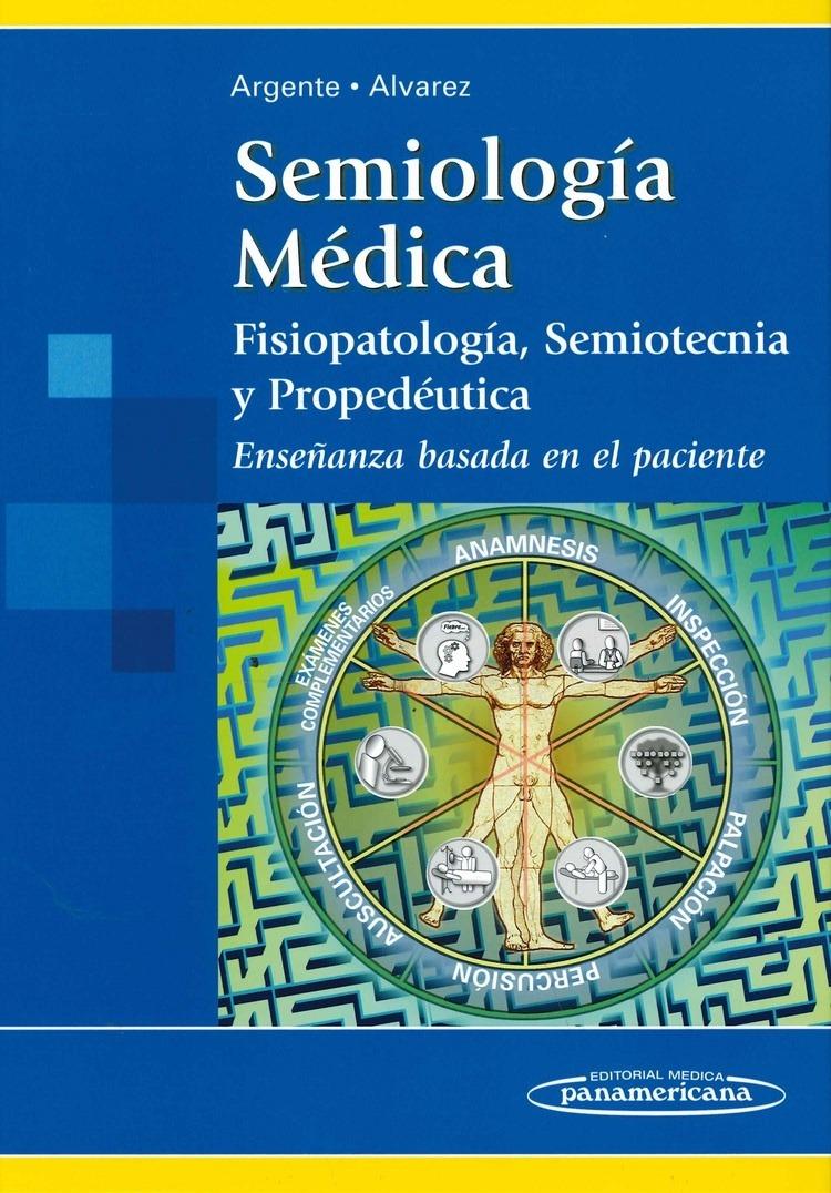 libro de semiologia medica de argente alvarez gratis