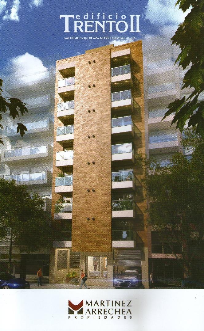 semipiso 2 ambientes a la calle-balcon-a estrenar