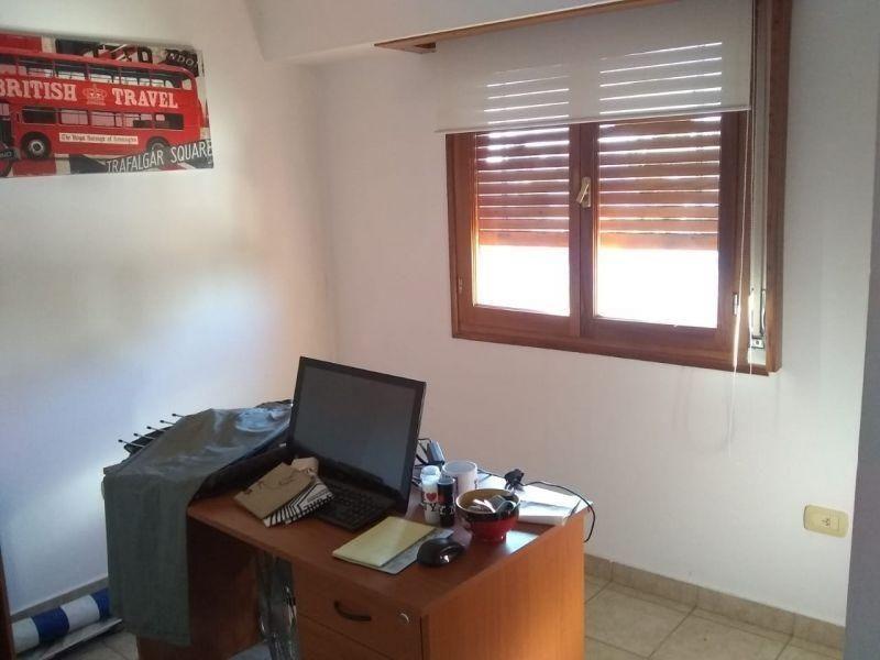 semipiso 2 dormitorios con patio y parrilla de uso común