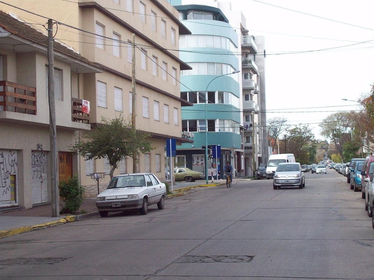 semipiso de 2 ambientes a la calle con cochera a estrenar en venta mar del plata