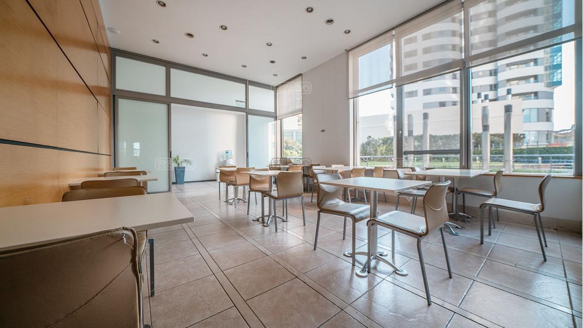 semipiso de 2 suites en venta de 190 m2 piso alto, torre 1, el faro, puerto madero.