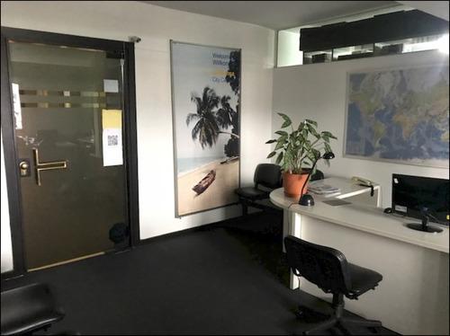 semipiso de oficina en cerrito y córdoba con cochera