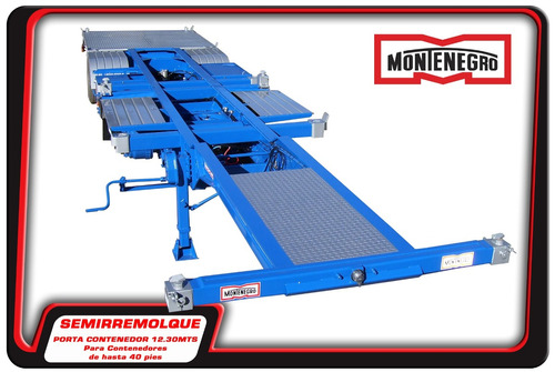 semiremolque baranda volcable montenegro directo de fabrica