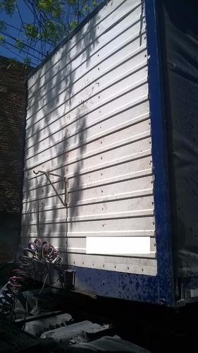 semiremolque curtain sider usado helvética financio ..!!!