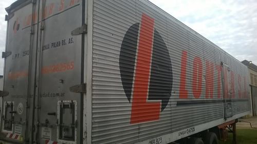 semiremolque furgon carnicero montenegro